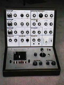 EMS musics synthesiser
